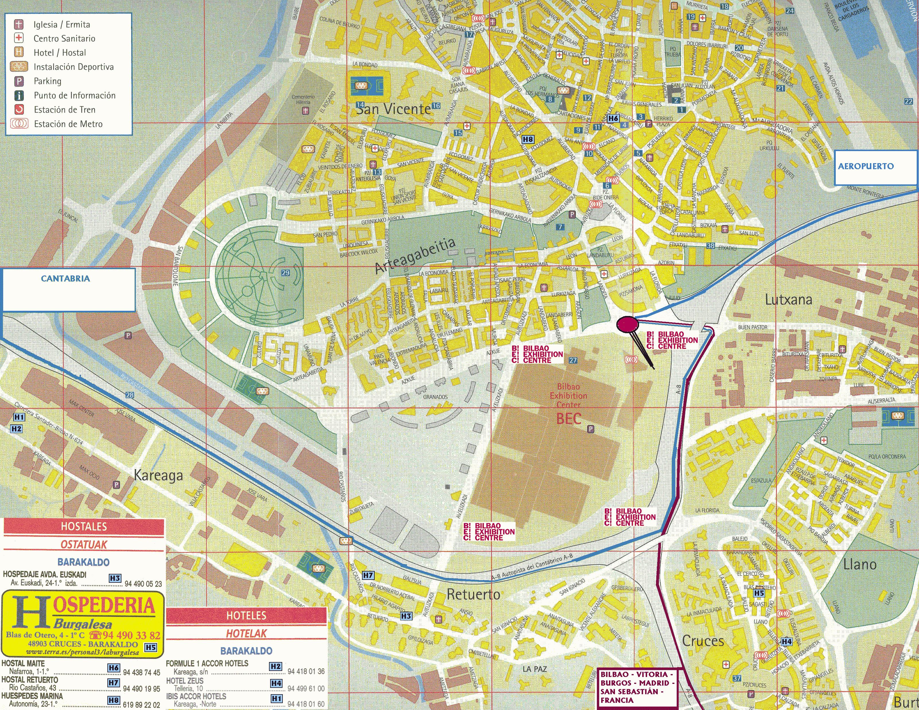 bec mapa Euskal Encounter 12 bec mapa